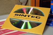 упаковка CD